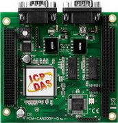 2-Port Isolated Protection CAN Communication PC-104+ Module with 9-pin D-sub connector
