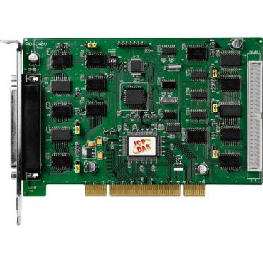 Universal PCI, 48-channel OPTO-22 Compatible DIO Board