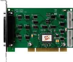 Universal PCI bus, 56-channel DIO board