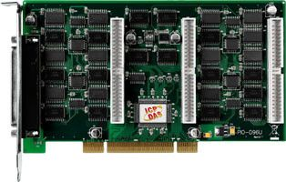 Universal PCI, 96-channel OPTO-22 Compatible DIO Board