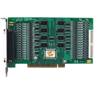 64-channel Optically Isolated Open-Collector Digital Output Board (Current Sourcing)