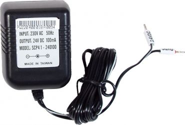 AC 230V input, round type power adaptor