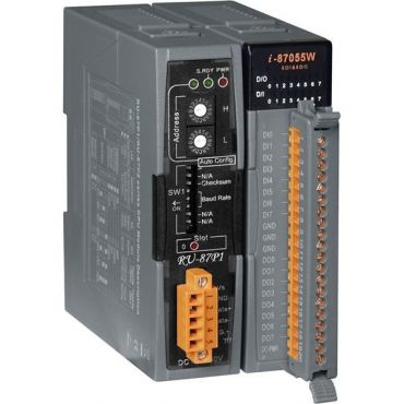 1 slot I/O expansion unit (Gray Cover)
