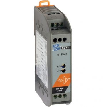 Isolated DC Voltage Input / Output Module