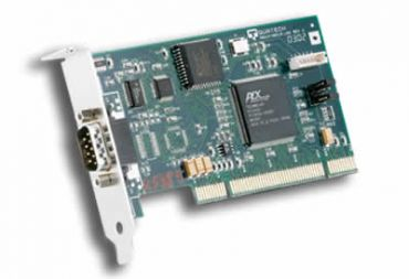 1 port RS-232, Serial UniversalPCI (Low Profile) Board