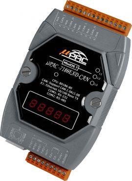 μPAC-7186 CAN bus series Programmable Automation Controller