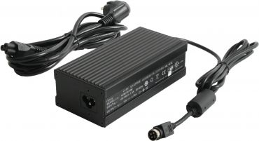 V110 MIL-STD461F compliant AC Adapter with Power Cord