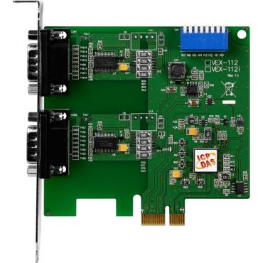 PCI Express, Serial Communication Board with 2 RS-232 ports