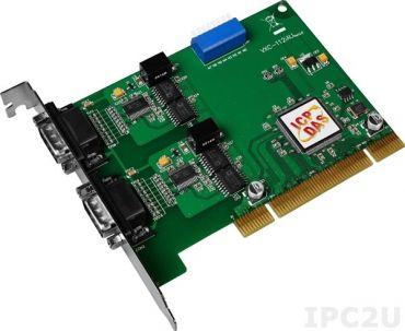 Serial Communication Board with 2 RS-232 ports - VXC-112iAU