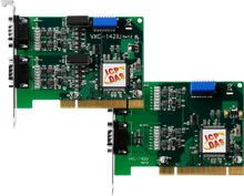 Serial Communication Board with 2 RS-422/485 ports