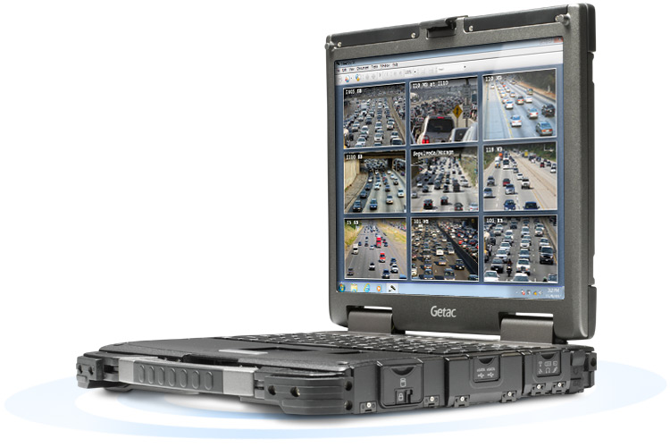 Getac B300Fully Rugged Laptop