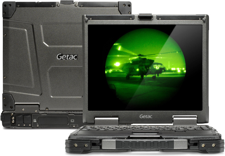 Getac B300 - Built to Survive