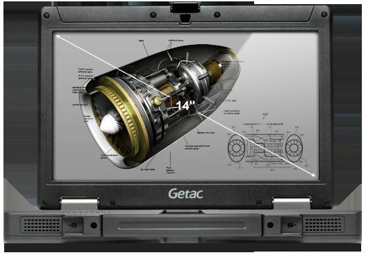 Getac  S400