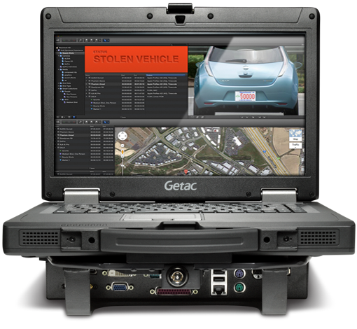 Getac Vehicle Ready