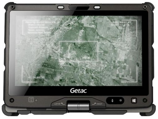Getac V110 G4 Connectivity