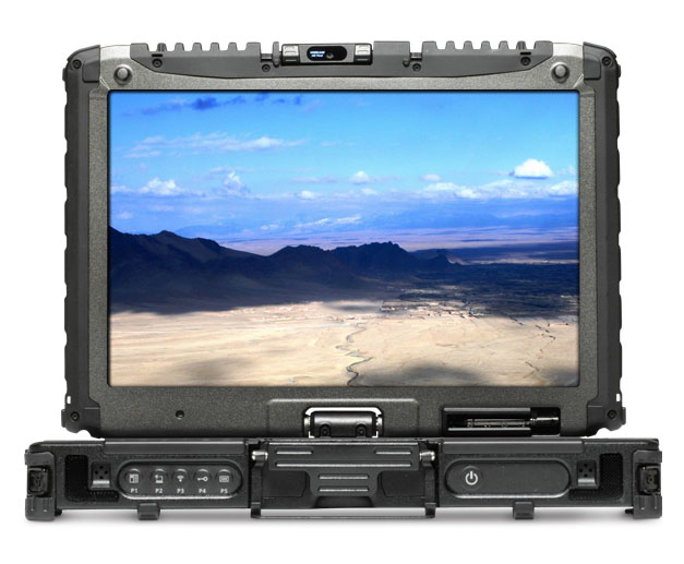 Getac V200 Sunlight Readable Display