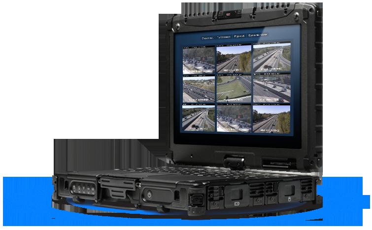 Getac V200 Fully Rugged Laptop