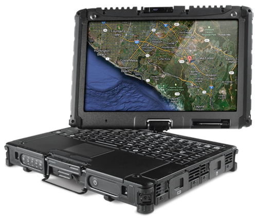 Getac V200 Fully Rugged Convertible Tablet