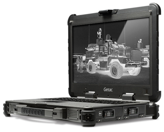 Getac X500 Fully Rugged Laptop