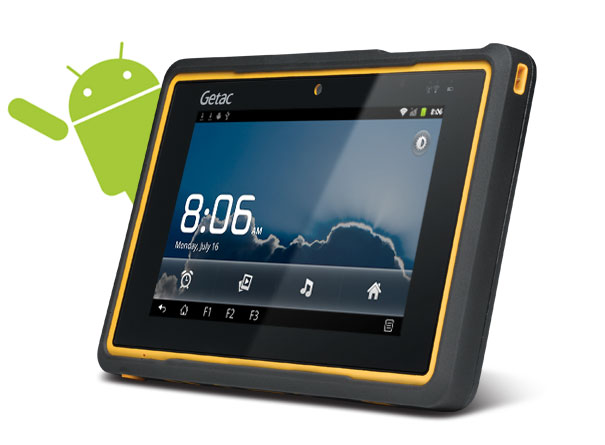 Getac Z710-EX Robuuste Android ATEX Tablet
