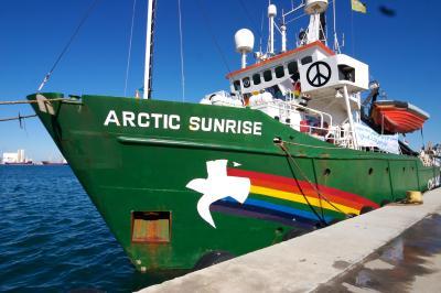 Greenpeace Arctic Sunrise kiest voor Durabook