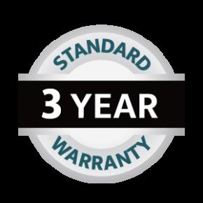 S15AB 3 Years Warranty