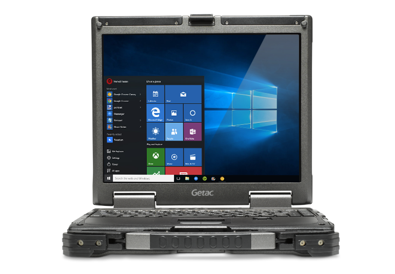 GETAC B300 G7 Security