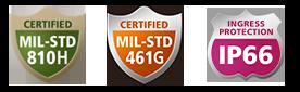 GETAC B360 Pro full rugged certified laptop