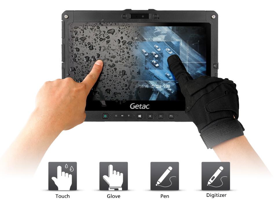 Getac K120 Fully Rugged Tablet
