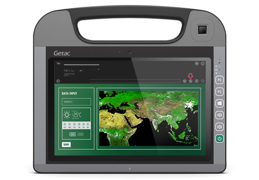 Getac RX10 Fully Rugged Tablet