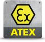 ATEX Zone 2/22 gecertificeerd