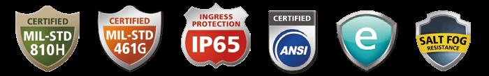 V110 Certified
