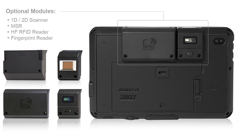 G8s Rugged Tablet